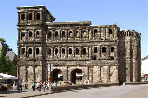 notte trier romerske monumenter domkirken og vor frue kirke i trier