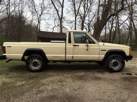 1986 jeep comanche 4x4 1986 jeep comanche 4x4 for sale photos technical