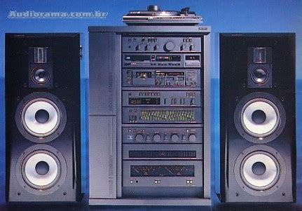 cool stereo systems when stacking your stereo system was cool back in the