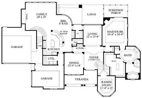 blue prints for a house house 11611 blueprint details floor plans