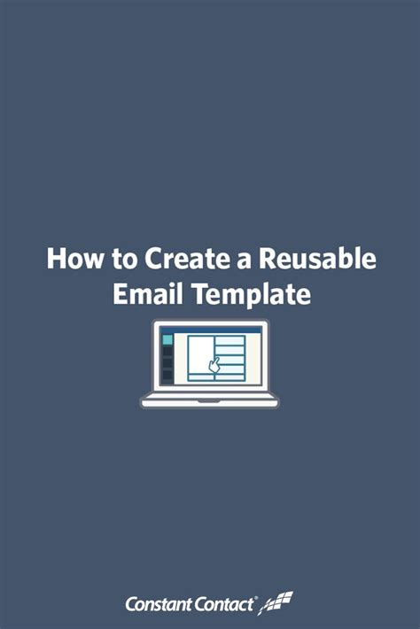 How To Save A Template In Constant Contact 1000 Images About Email Templates From Constant Contact On Pinterest Newsletter Templates My