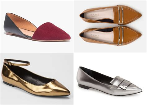 flat shoes trend winter shoe trends for 2018 fashiongum