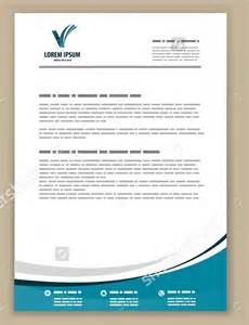 Letter Headed Paper Template by Letter Headed Paper Templates Word Letter Headed Paper