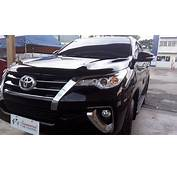Glass Carcoating-TOYOTA FORTUNER 2017 BLACK  SAMURAI
