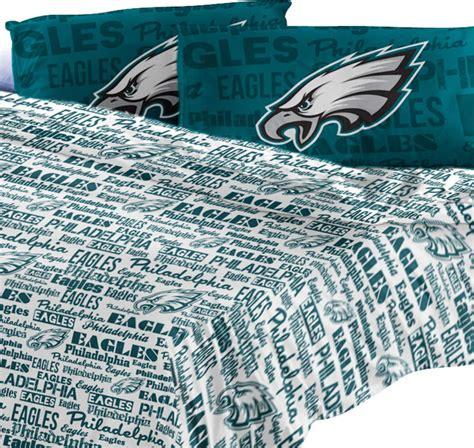 philadelphia eagles bedding philadelphia eagles full sheet set anthem bed sheets