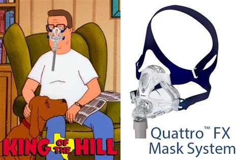 layout of hank hill s house which cpap mask would your favorite television character