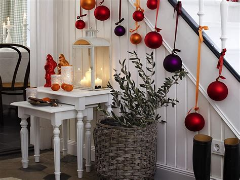 how to decorate a home for christmas 23 gorgeous christmas staircase decorating ideas