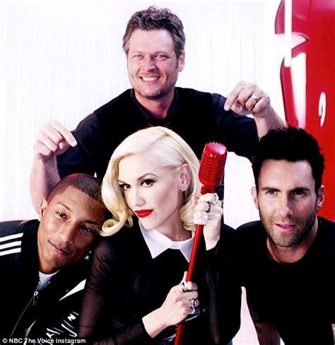 new voice judges 2014 informationdailynews com gwen stefani and pharrell williams join the voice judges