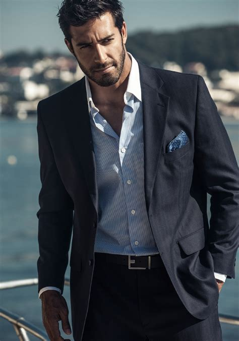 well dress with jacket good hairstyle for a long face popular men s beard styles wardrobelooks com