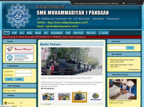 websitesekolah smkmuhpandaan website sekolah gratis