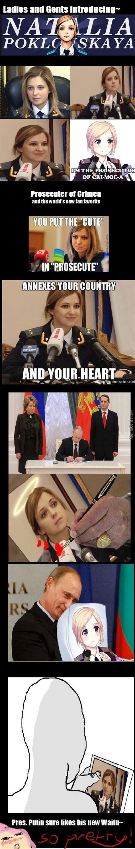 Natalia Meme - natalia poklonskaya meme www imgkid com the image kid has it