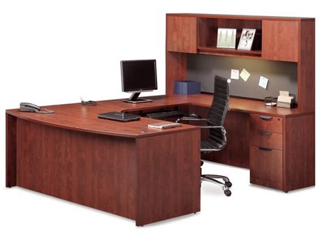ndi office furniture executive bow front office suite
