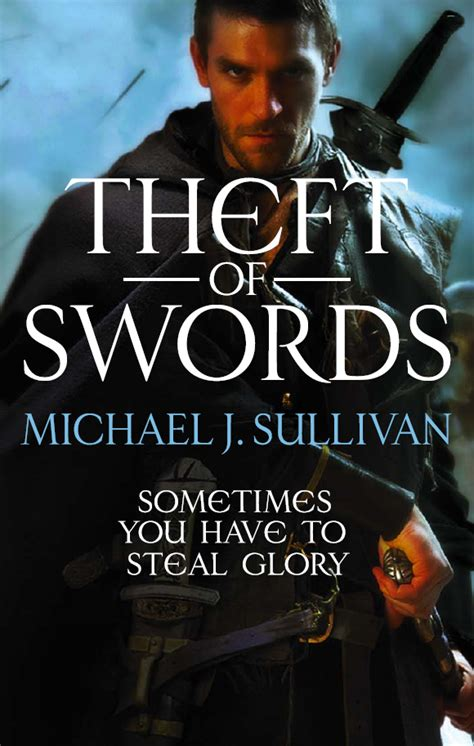 Theft Of Swords cover the riyria revelations by michael j sullivan