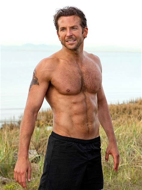 25 chests to be thankful for bradley cooper