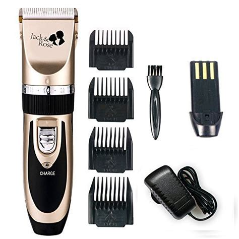 pictures of haircuts with trimmer different settings professional kit rechargeable hair cut trimmer set