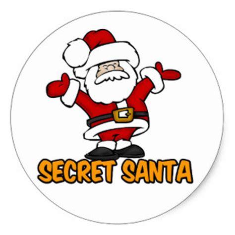 printable stickers nz secret santa stickers zazzle co nz