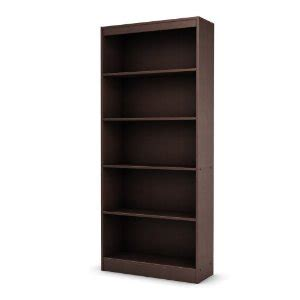 south shore axess collection 5 shelf bookcase assembly homedesign