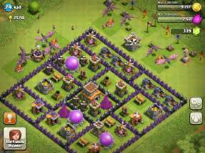 Clash of clans high level clan