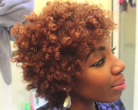cold wave for african americans perm rod set on short natural hair hairstylegalleries com