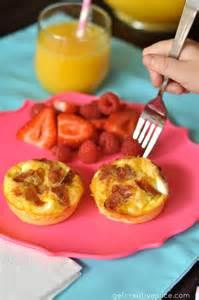 School Breakfast Ideas