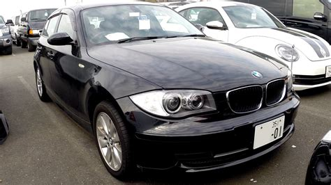 bmw 1 series not starting 2008 bmw 1 series 116i 34k rhd japanese auto auctions
