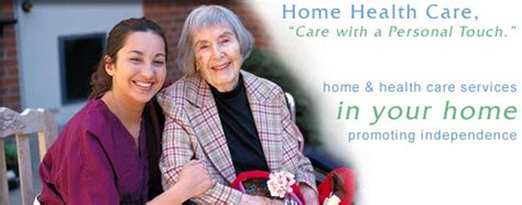 in home at home health care services residential care