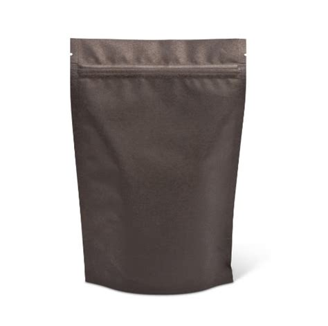 Standing Pouch Alufoil Emas 500 Zipper pacific bag 430 311b stand up pouch 8 oz black rice paper with zipper of 500 general
