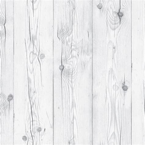 whitewash wood panel self adhesive wallpaper vinyl wallcovering contact paper white wash wood effect self adhesive