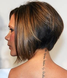 back view of layered bob of african american hair african american layered bob hairstyles african american