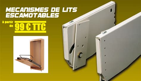 Mecanisme Lit Mural by M 233 Canisme De Lit Escamotable