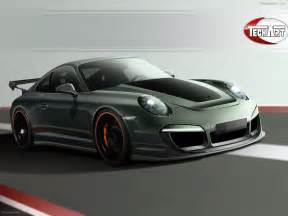 Who Designed The Porsche 911 Porsche 911 Design Concept By Techart Car Picture