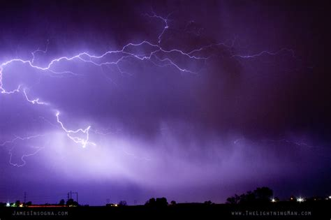 Shower Lightning by May Showers 2 In Color Lightning Thunderstorm 5 10 11