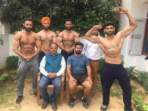 india competition 2017 5 state bodybuilders to participate in senior mr india