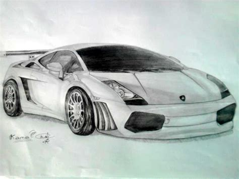 Drawings Of Lamborghinis Lamborghini Pencil Drawing By Darkman619x On Deviantart