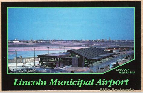 lincoln airport nebraska