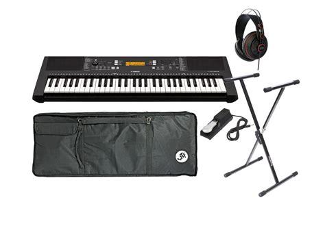 Keyboard Yamaha E363 yamaha psr e363 set deluxe muziker ie