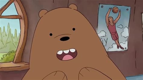 Grizzly Webarebears we bare bears grizzly s channel