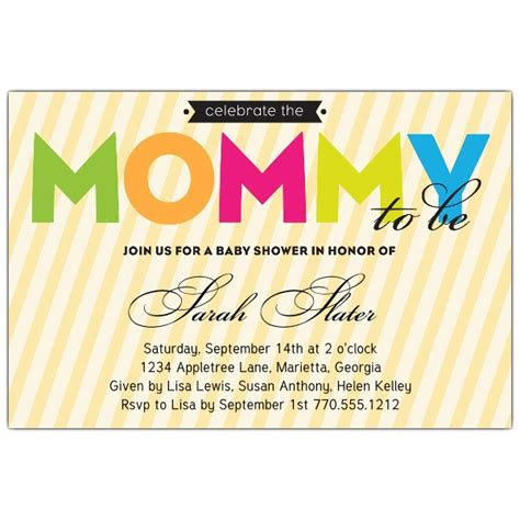 Come With Me Hanukkah Luncheon Ae Invite by To Be Baby Shower Invitations Paperstyle