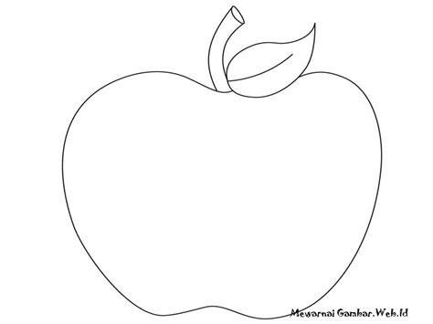 gambar mewarnai telah mengumpulkan sejumlah buah apel apps directories