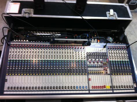 Mixer Gb8 soundcraft gb8 32 image 389895 audiofanzine