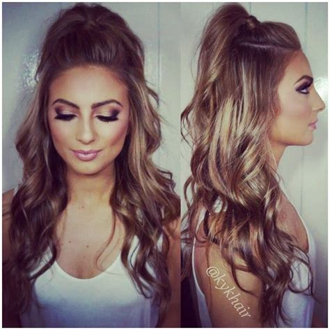 hairstyles for party down best 25 birthday hairstyles ideas on pinterest hair