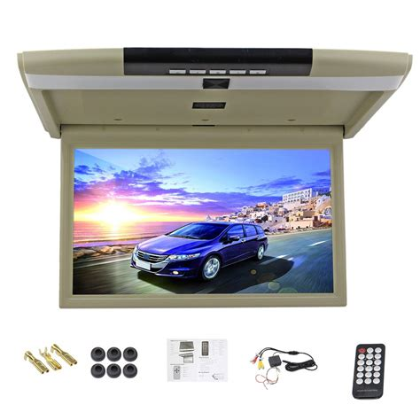 Tv Roof eincar 2016 new 15 inch car tv roof mount