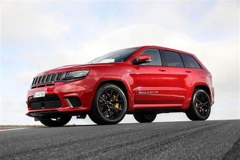 2018 Jeep Grand Review by 2018 Jeep Grand Trackhawk Review Drive Au