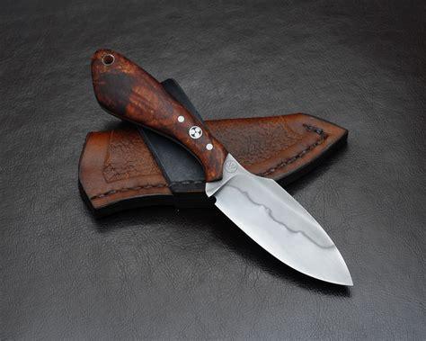 edc belt necker w knives