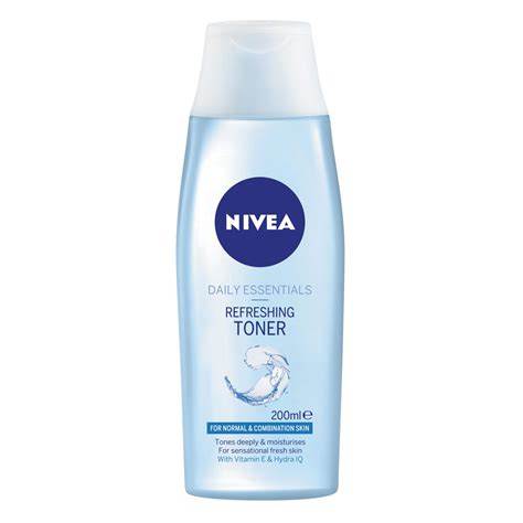 buy daily essentials refreshing toner 200 ml by nivea