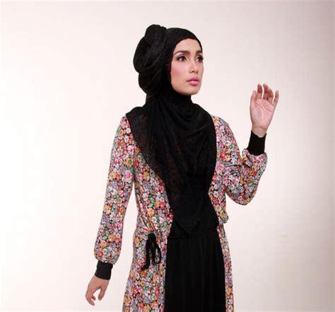 design baju zaskia mecca busana muslim artis 10 artis ini bisnis busana muslim