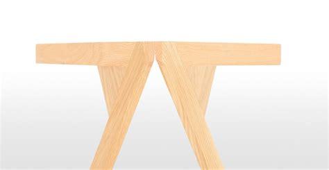 Zable Side Table Zable Stool In Oak Made