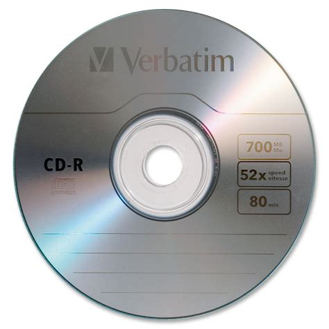Viabrand Cd R 50 Pack Limited Cd R 80min 700mb 52x 50pk Spindle Ld Products