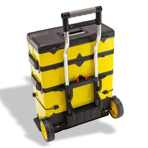 werkstatt trolley dema robuster werkzeugkoffer werkzeugtrolley werkzeug