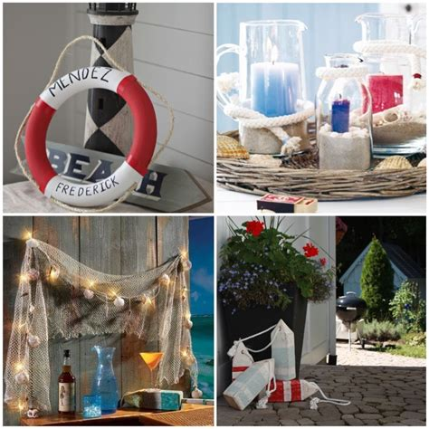 nautical themed decorations for home nautical home decor cheap interior design
